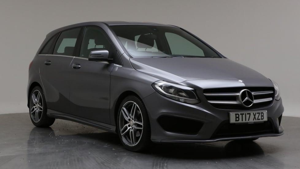 2017 Used Mercedes-Benz B Class 2.1L AMG Line B200d