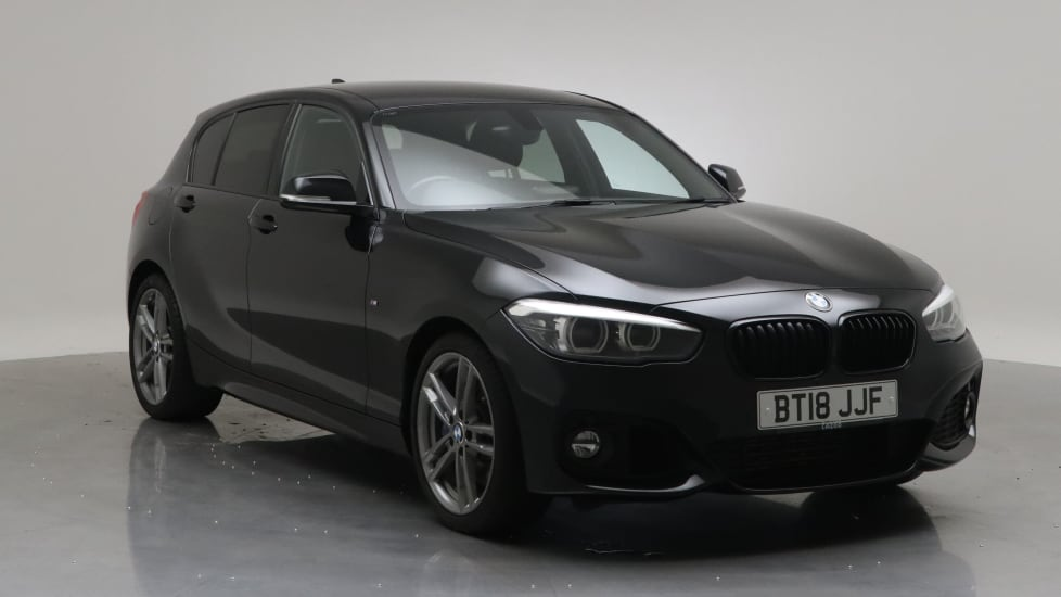 2018 Used BMW 1 Series 1.5L M Sport Shadow Edition 118i