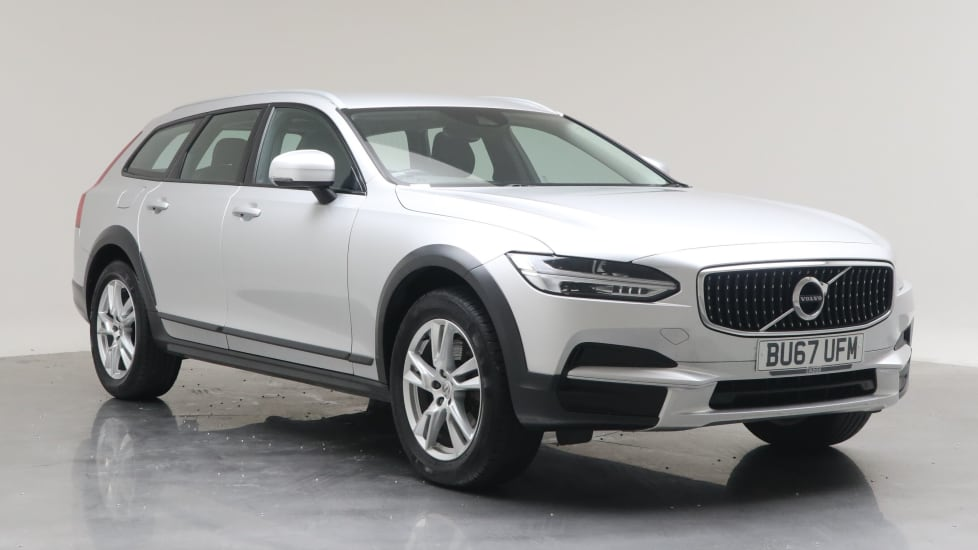2017 Used Volvo V90 Cross Country 2L Pro D4