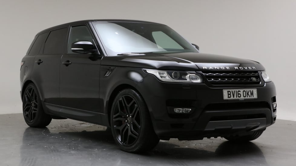 2016 Used Land Rover Range Rover Sport 3L HSE Dynamic SD