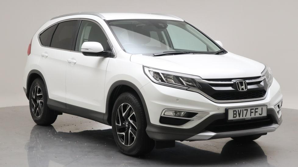 2017 Used Honda CR-V 1.6L SE Plus Navi i-DTEC