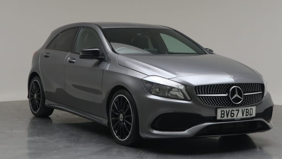 2017 Used Mercedes-Benz A Class 1.6L AMG Line A160