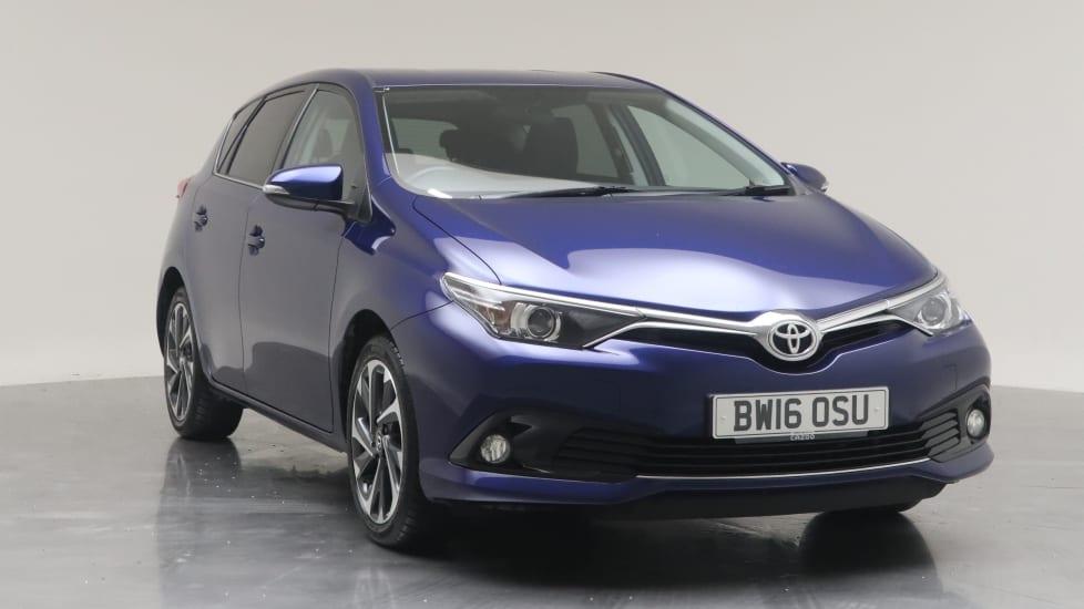 2016 Used Toyota Auris 1.2L Design VVT-i