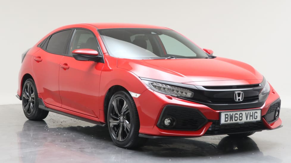 2019 Used Honda Civic 1.5L Sport VTEC Turbo