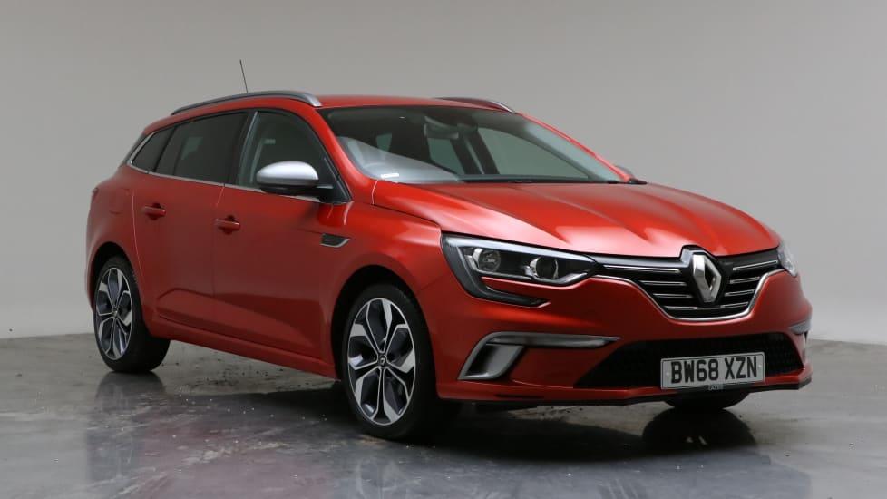 2019 Used Renault Megane 1.3L GT Line TCe