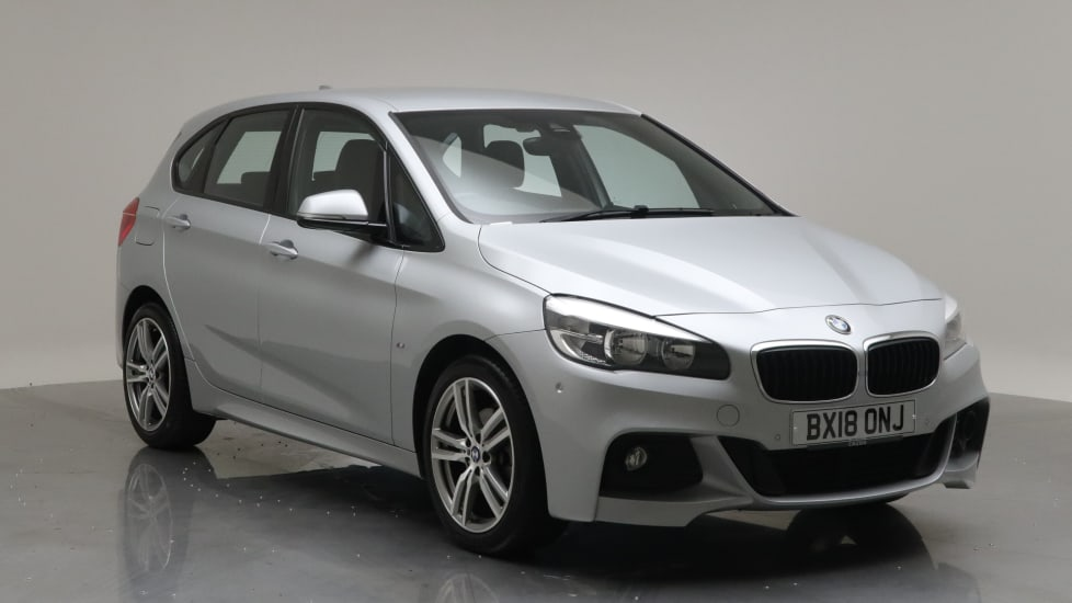 2018 Used BMW 2 Series Active Tourer 1.5L M Sport 216d