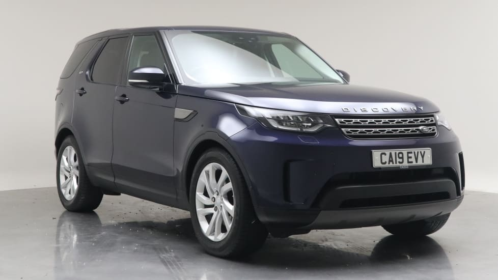 2019 Used Land Rover Discovery 2L SE SD4