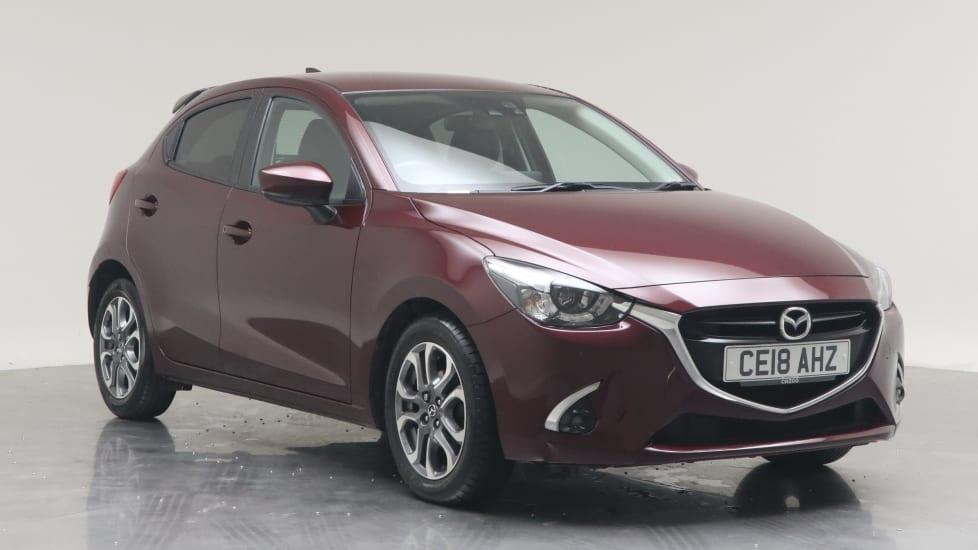 2018 Used Mazda Mazda2 1.5L GT SKYACTIV-G