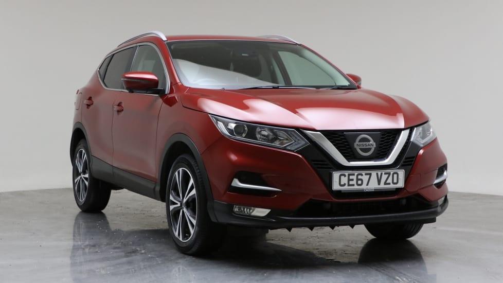 2017 Used Nissan Qashqai 1.5L N-Connecta dCi