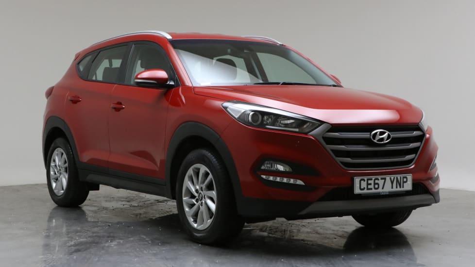2017 Used Hyundai Tucson 1.6L SE Blue Drive GDi