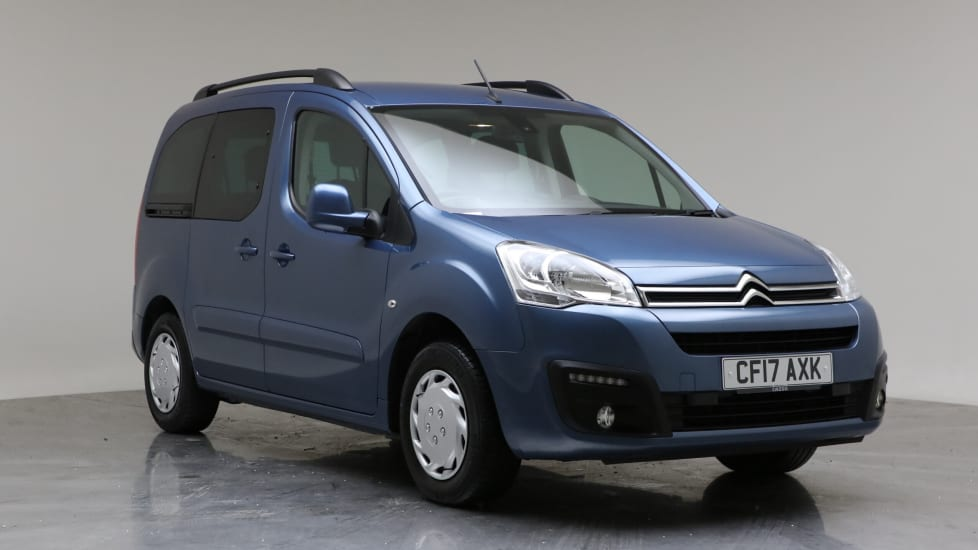 2017 Used Citroen Berlingo 1.6L Flair Multispace BlueHDi