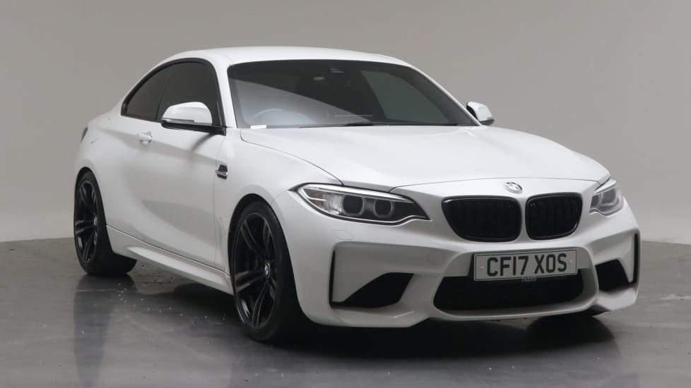 2017 Used BMW M2 3L