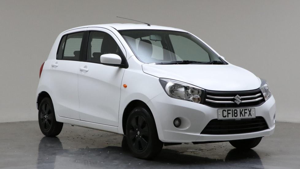 2018 Used Suzuki Celerio 1L SZ4