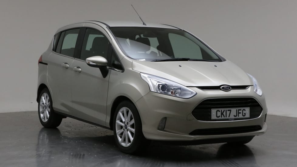 2017 Used Ford B-Max 1.6L Titanium