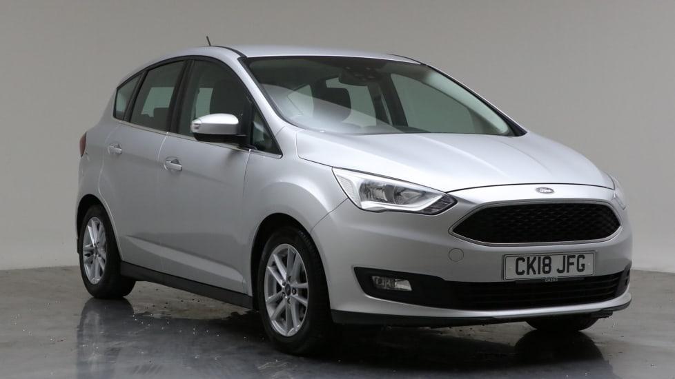 2018 Used Ford C-Max 1.5L Zetec TDCi
