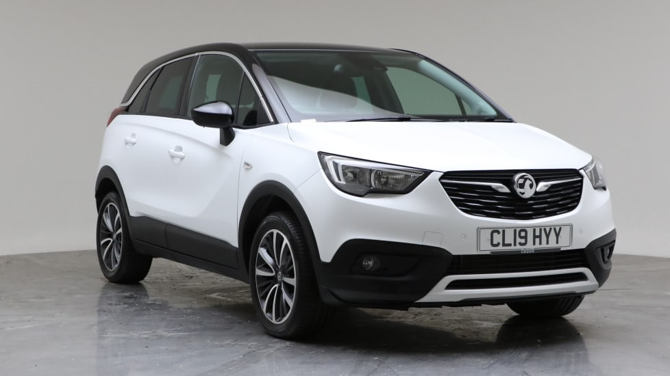 2019 Used Vauxhall Crossland X 1.2L Elite Nav Turbo