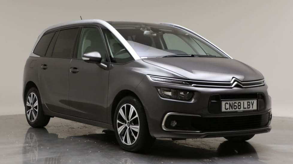 2018 Used Citroen Grand C4 SpaceTourer 1.5L Flair BlueHDi