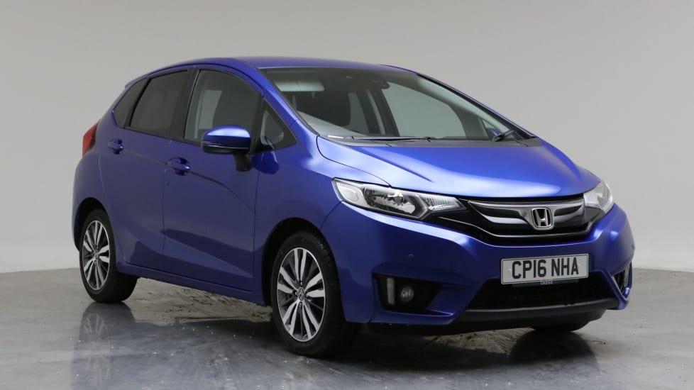 2016 Used Honda Jazz 1.3L EX i-VTEC