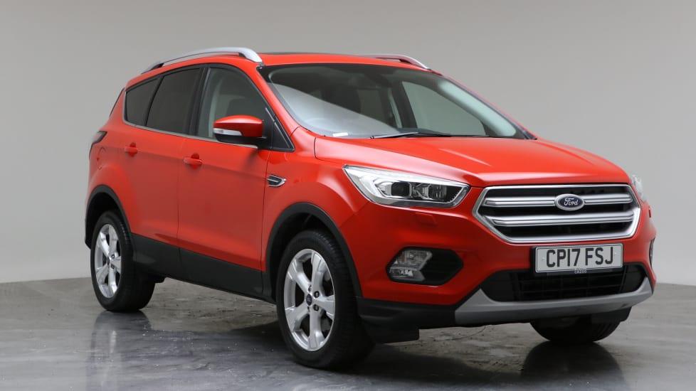 2017 Used Ford Kuga 2L Titanium X TDCi