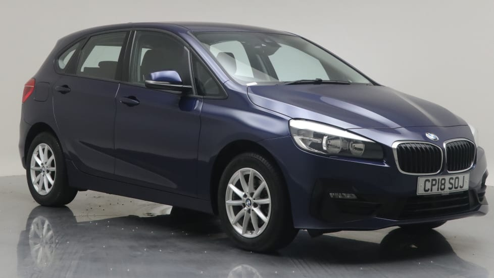 2018 Used BMW 2 Series Active Tourer 1.5L SE 218i