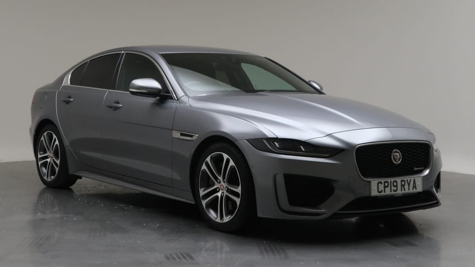 2019 Used Jaguar XE 2L R-Dynamic SE i