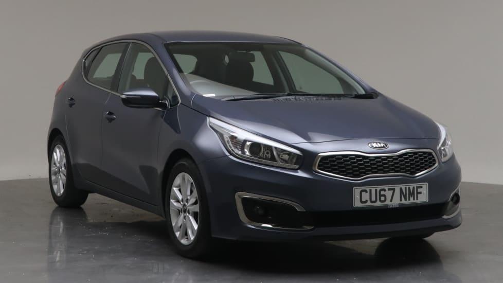 2017 Used Kia Ceed 1.6L 2 CRDi