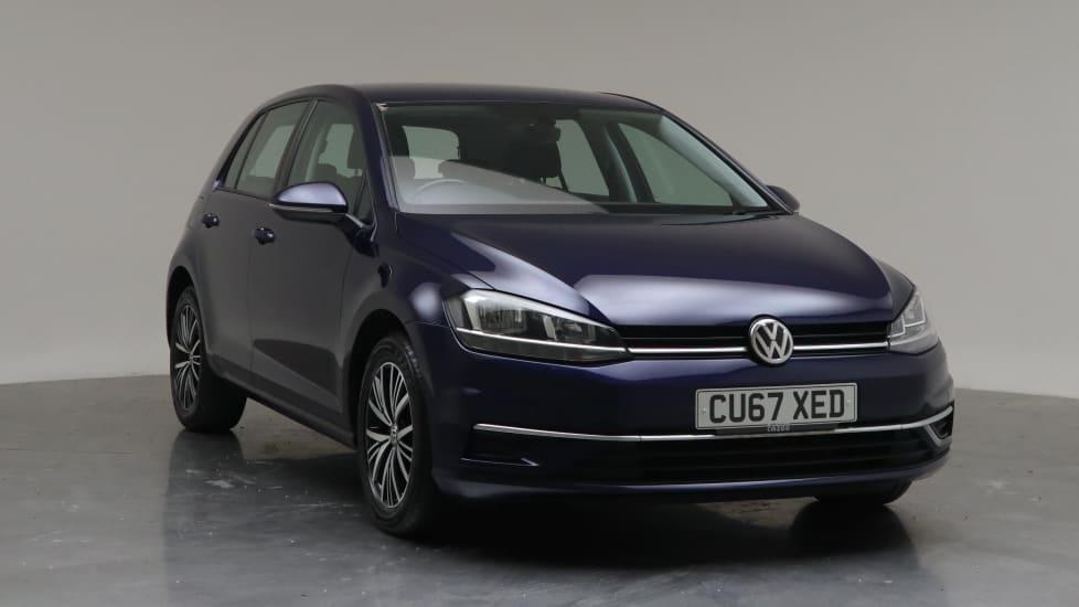 2017 Used Volkswagen Golf 1.4L SE BlueMotion Tech TSI