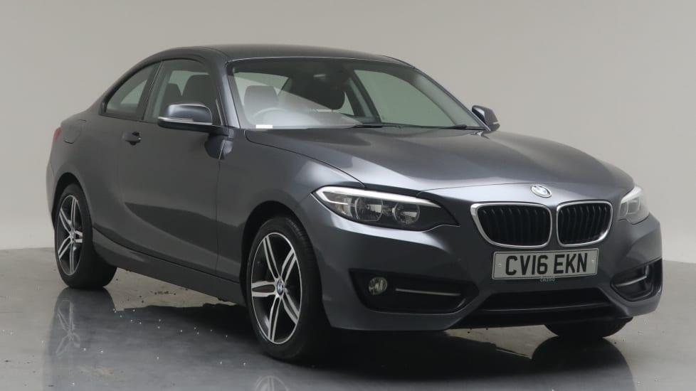 2016 Used BMW 2 Series 2L Sport 220d