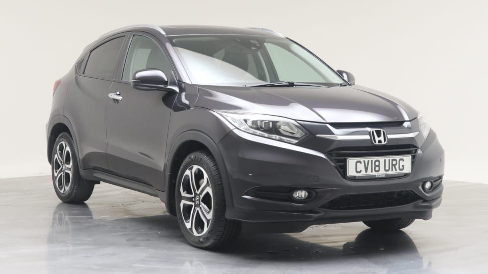 2018 Used Honda HR-V 1.5L EX i-VTEC