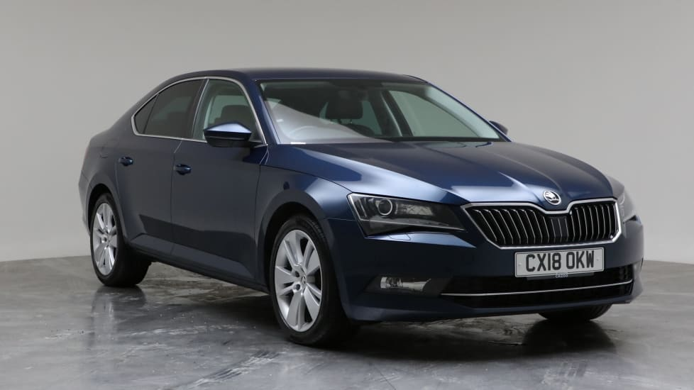 2018 Used Skoda Superb 2L SE L Executive CR DPF TDI