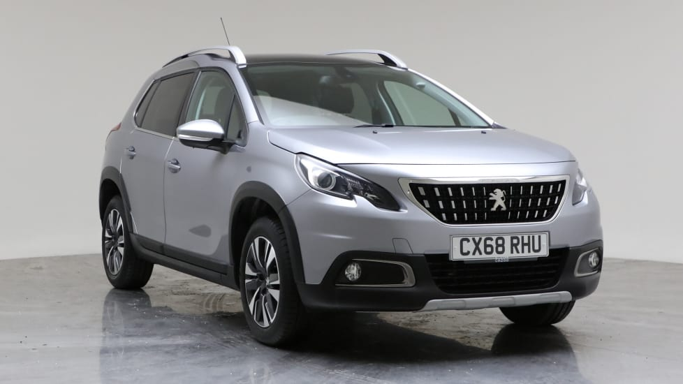2018 Used Peugeot 2008 1.2L Allure Premium PureTech