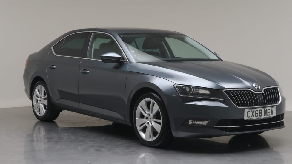 2018 Used Skoda Superb 2L SE L Executive TDI