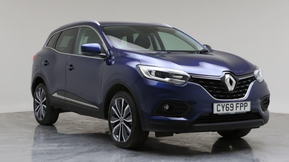 2019 Used Renault Kadjar 1.3L Iconic TCe
