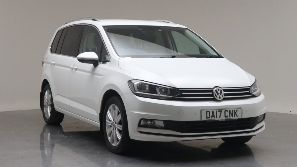 2017 Used Volkswagen Touran 2L SEL BlueMotion Tech TDI