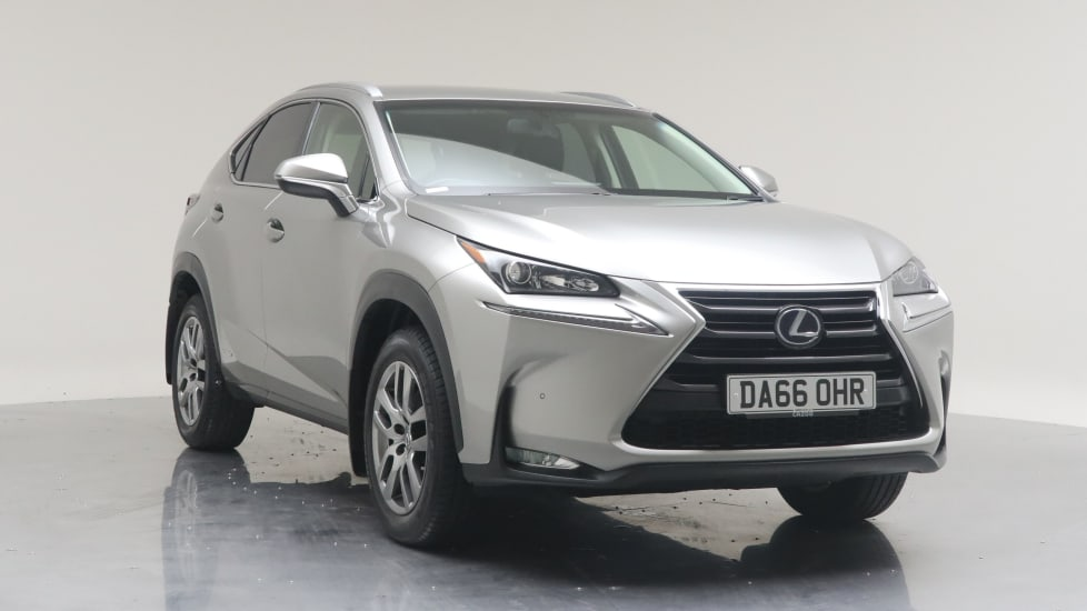 2016 Used Lexus NX 300h 2.5L Luxury