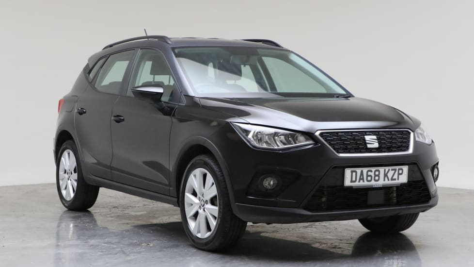 2018 Used Seat Arona 1.6L SE Technology Lux TDI