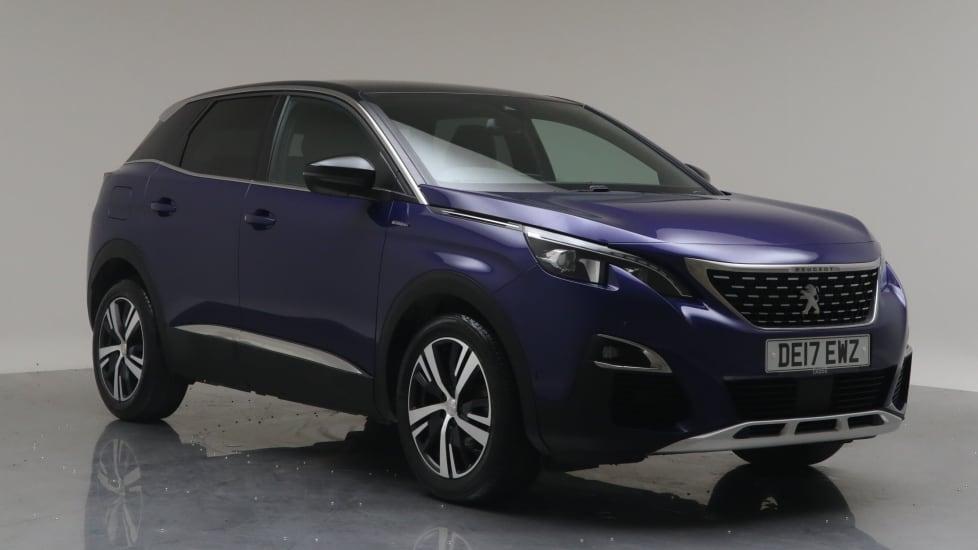 2017 Used Peugeot 3008 2L GT Line BlueHDi