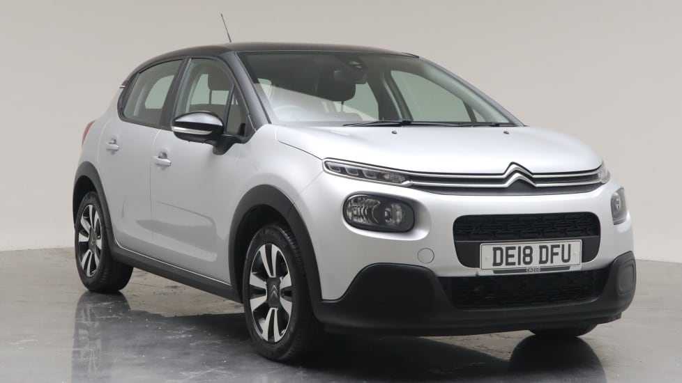 2018 Used Citroen C3 1.2L Feel PureTech