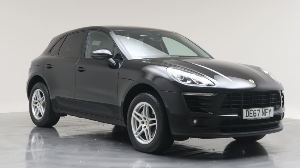 2017 Used Porsche Macan 3L S TD V6