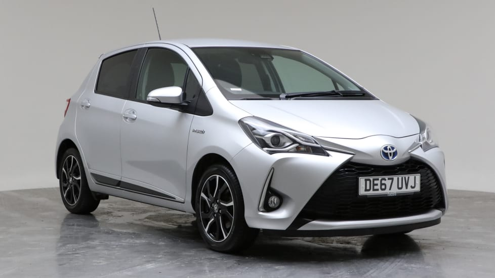 2017 Used Toyota Yaris 1.5L Design VVT-h