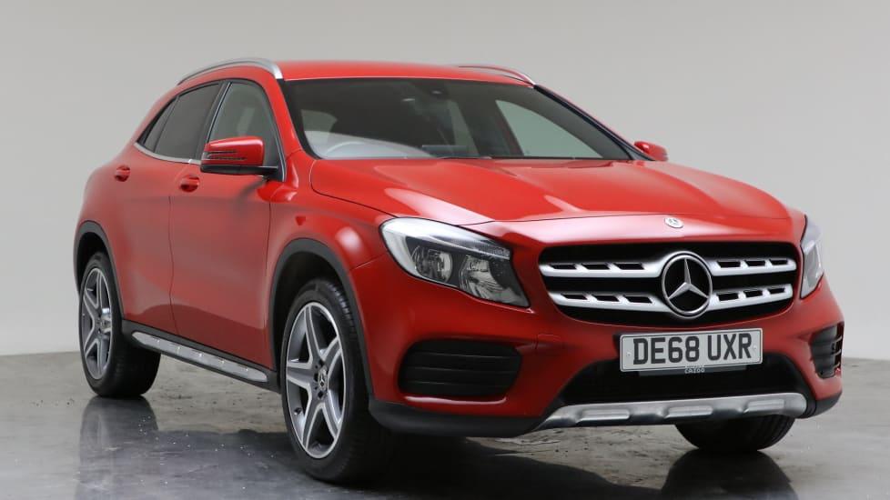 2018 Used Mercedes-Benz GLA Class 1.6L AMG Line GLA200
