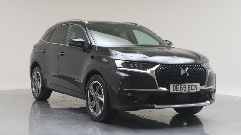 2019 Used DS DS 7 CROSSBACK 1.5L Prestige BlueHDi