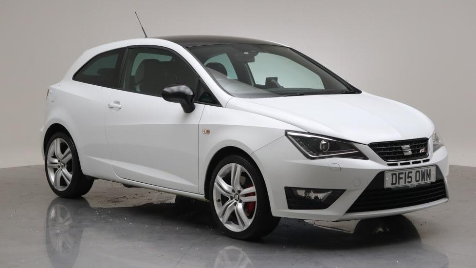 2015 Used Seat Ibiza 1.4L Cupra TSI