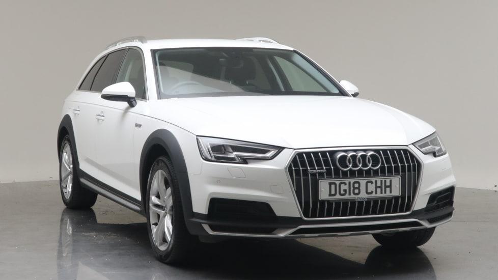 2018 Used Audi A4 Allroad 2L Sport TDI