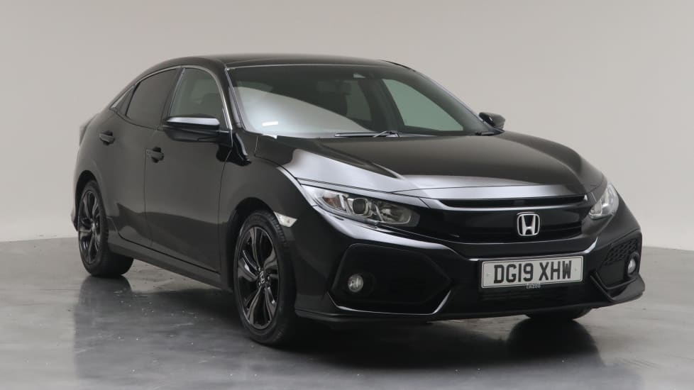 2019 Used Honda Civic 1L EX VTEC Turbo