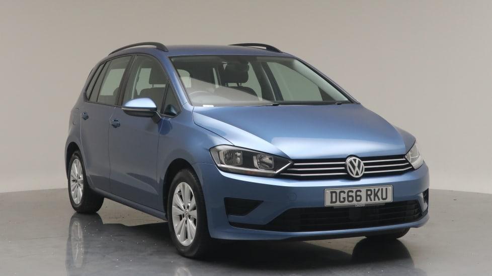 2016 Used Volkswagen Golf SV 1.4L SE BlueMotion Tech TSI