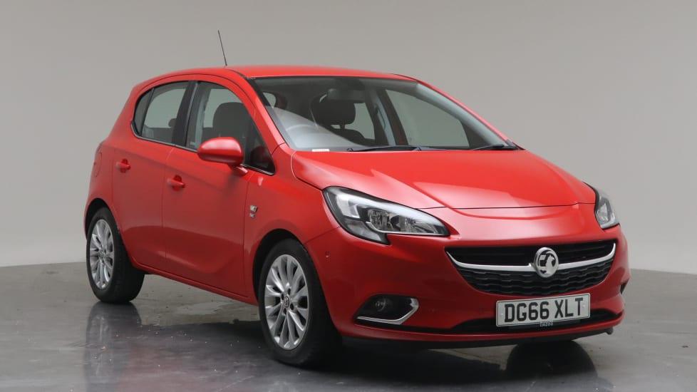 2016 Used Vauxhall Corsa 1.4L SE ecoFLEX i