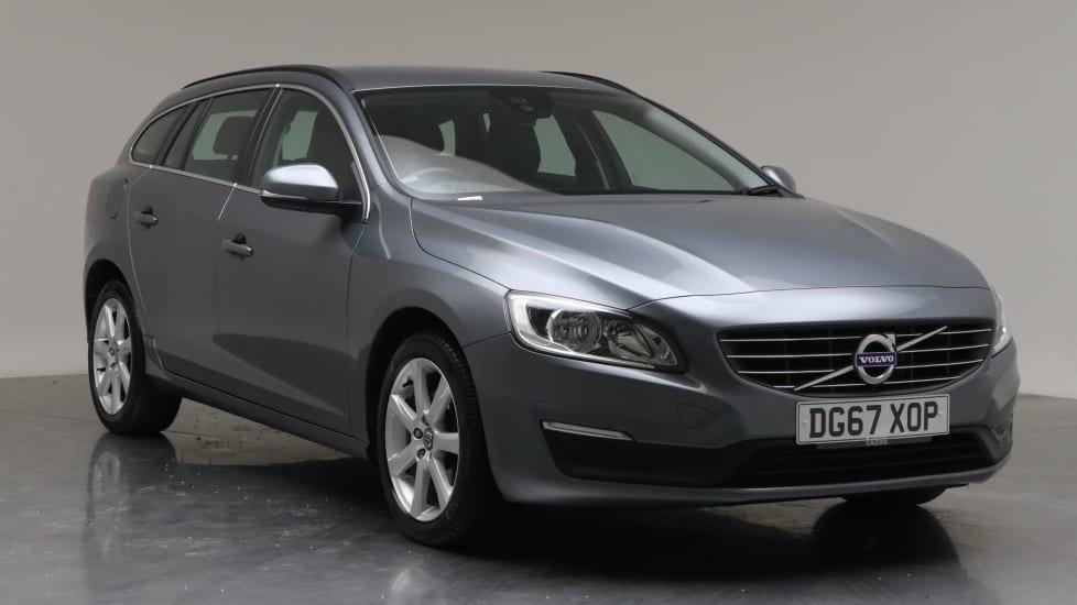 2017 Used Volvo V60 2L SE Nav D2