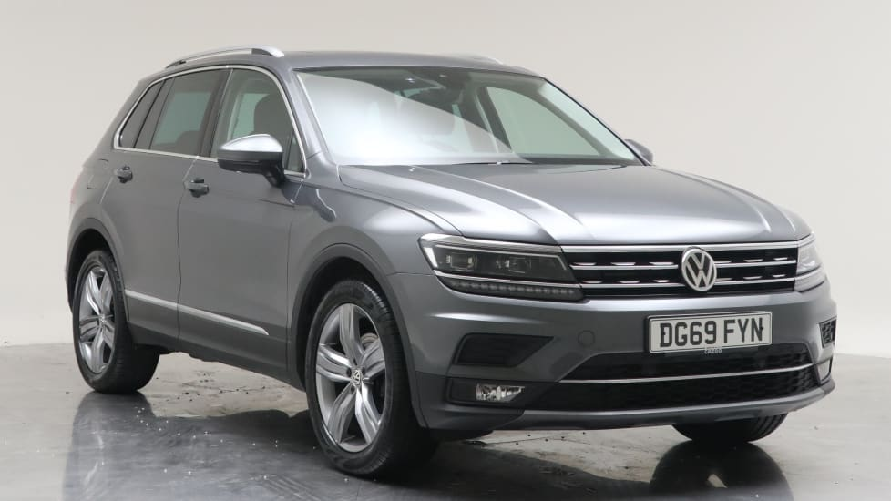 2019 Used Volkswagen Tiguan 2L SEL TDI