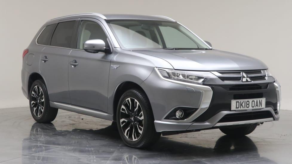2018 Used Mitsubishi Outlander 2L 4h h
